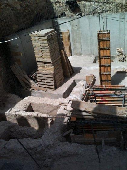Comienza la reconstrucción de otro edificio demolido por los terremotos en el recinto histórico de Lorca