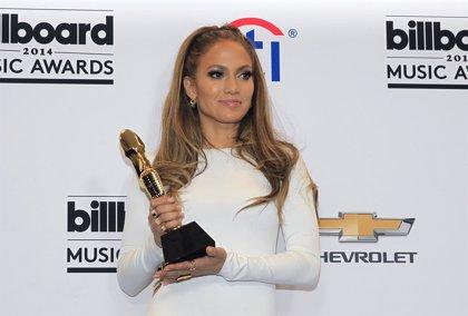 Jennifer López obtiene el 'Ícono' de los premios Billboard