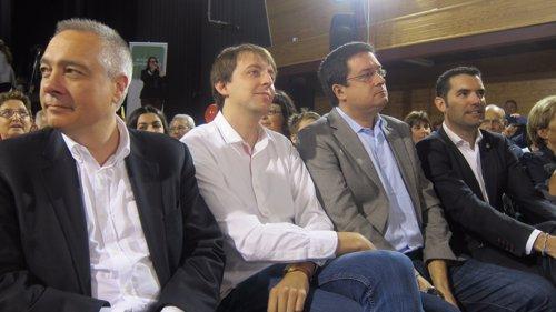 Navarro, López, López (PSOE) PSC