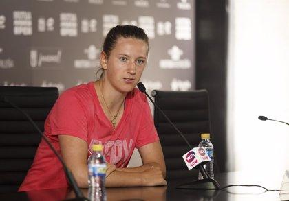Victoria Azarenka causa baja por una lesión en el pie