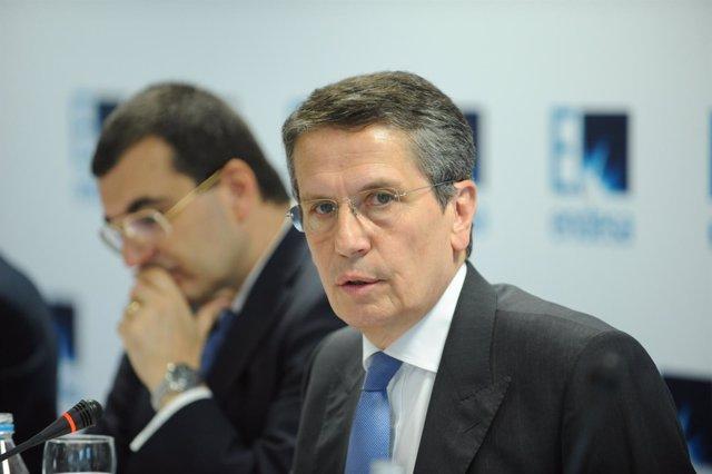 El consejero delegado de Endesa, Andrea Brentan