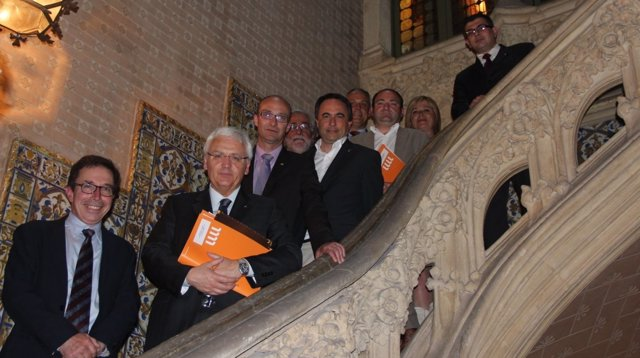 Reunión del Patronato de la Fundació Ramon Llull