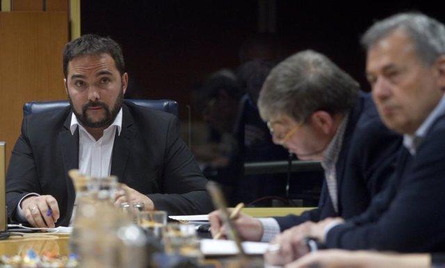 EL DIRECTOR DE DEPORTES DEL GOBIERNO VASCO, JON REDONDO