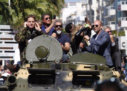 Los tanques de Hollywood invaden Cannes