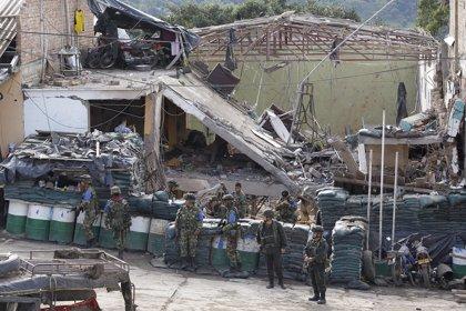 """Las FARC niegan el uso de dos """"niños bomba"""" en atentado en Tumaco"""