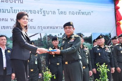 El jefe del Ejército defiende la imposición de la ley marcial porque hay que restablecer la ley y el orden