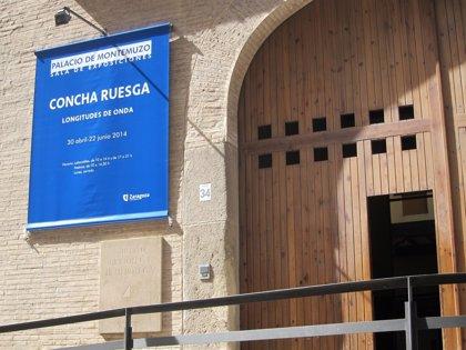 Óleos y grabados de Concha Ruesga, en el Palacio de Montemuzo