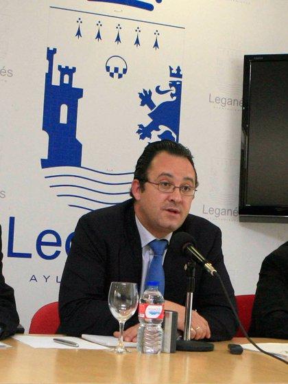 Alcalde de Leganés cree que se puede recurrir el caso 'Cuadrifolio'