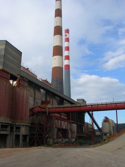 Ecologistas advierten de que Asturias lidera las emisiones de CO2 en España