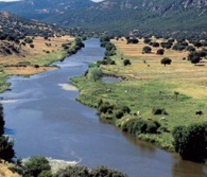 La reserva de la cuenca del Guadiana baja un 1,1% en la última semana