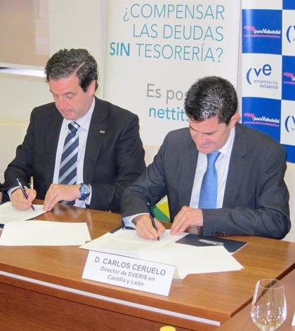 Empresarios de Valladolid podrán pagar deudas con cobros pendientes