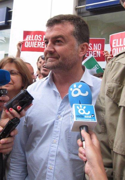 Maíllo pide la dimisión de Sanz si se formaliza su imputación