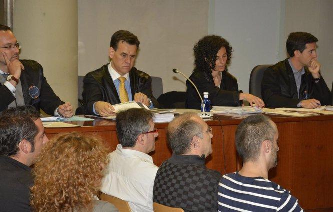 Juicio al exconseller Jordi Ausàs en Lleida