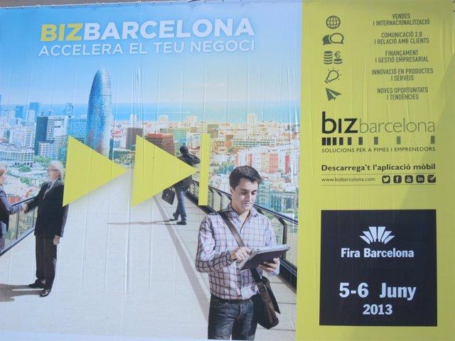 Cartel del Bizbarcelona 2013