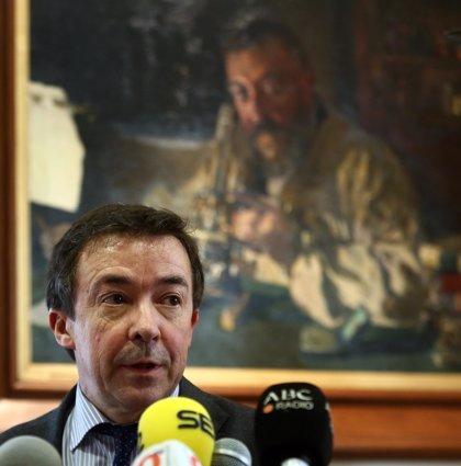 Al rector de la Complutense de Madrid no le constan problemas de insalubridad y reduce a 100 los cuerpos acumulados