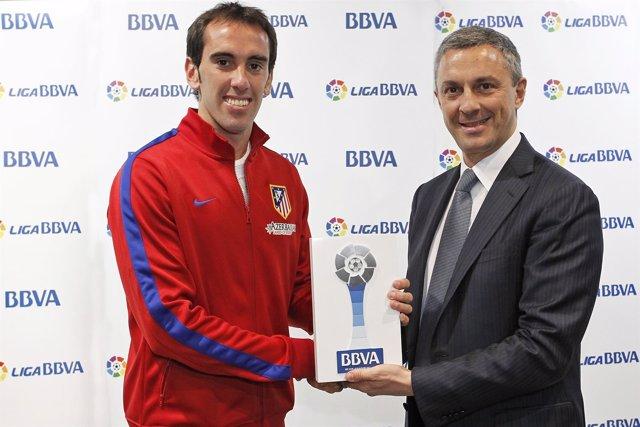 Godín y José Ballester