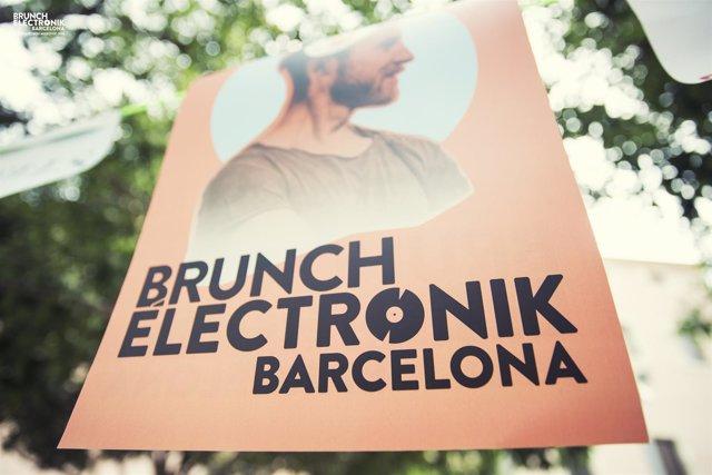 El festival Brunch Electronik Barcelona