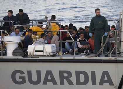Llegan a Gran Canarias dos embarcaciones con 50 inmigrantes