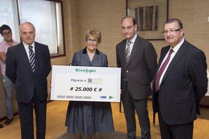 RSC.-El Corte Inglés dona 25.000 euros a la Asociación Semilla para proyectos educativos