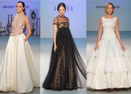 Si necesitas un vestido de novia... No te pierdas todos los detalles de la Pasarela Costura España