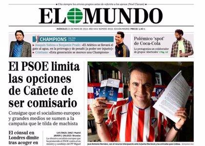 La junta electoral exime a un hincha del Atlético de Madrid de la mesa electoral