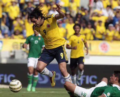 Radamel Falcao se unirá a la selección colombiana en Buenos Aires