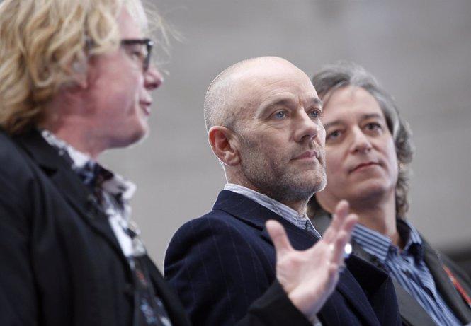Michael Mills, Michael Stipe Y Peter Buck, De REM