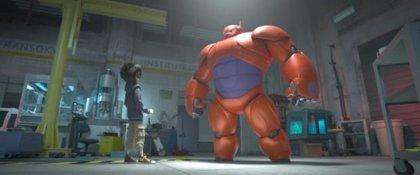 Primeras imágenes de Big Hero 6, la película de animación de Disney y Marvel