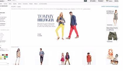 Amazon.es estrena su tienda de moda en España