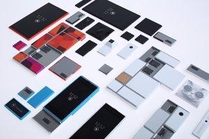 Google lanzará los teléfonos modulares de 'Project Ara' en enero de 2015