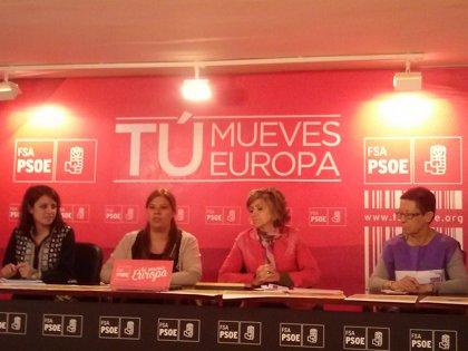 """PSOE inicia campaña contra una ley del aborto basada """"en prejuicios del siglo XIX"""" y no en evidencias del XXI"""