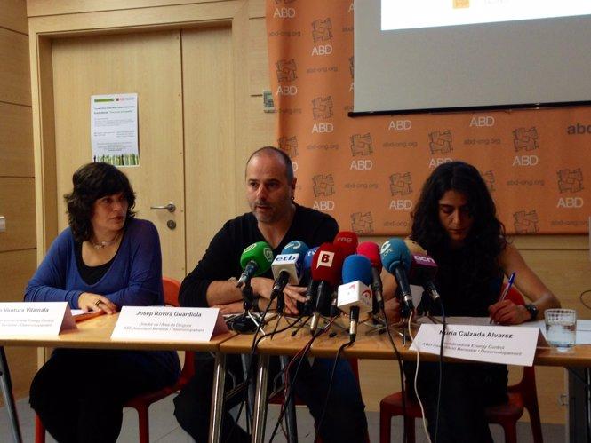 Presentación Informe Análisis de Sustancias 2013