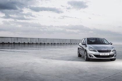 Europcar incorporará 1.200 unidades del nuevo Peugeot 308 a su flota