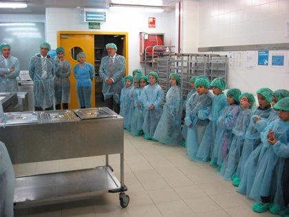 Un total de 563 escolares participan en las IV Jornadas Saludables del Hospital de Calahorra