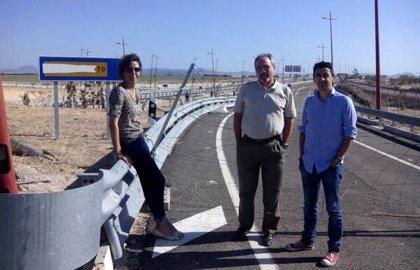 """UPyD pide """"acabar con la incertidumbre"""" de los trabajadores del aeropuerto de San Javier"""