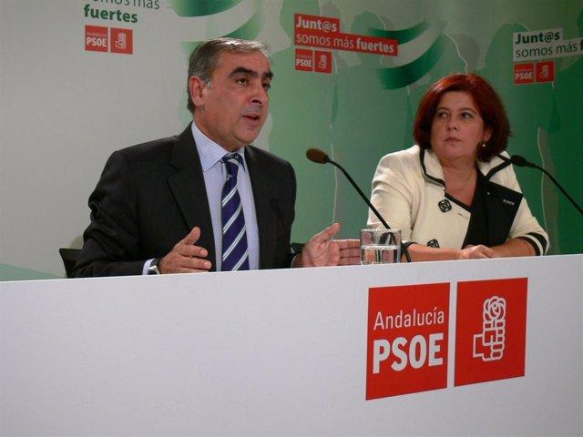 José Martínez Olmos y Elvira Ramón