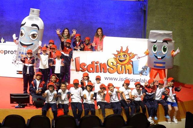 Campaña de Isdin para promover la protección del sol
