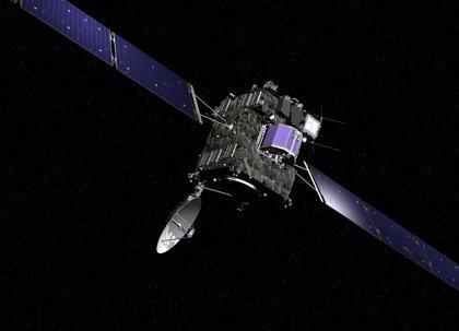 La Agencia Espacial Europea transmite a la sonda espacial Rosetta un vídeo grabado por niños de un colegio en España