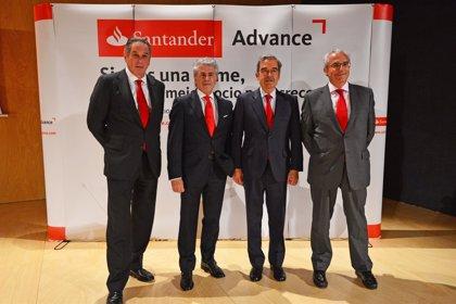 Banco Santander destina 1.500 millones de crédito a las pymes vascas