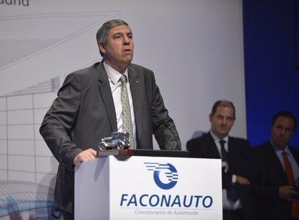 De los Mozos (Renault), Dirigente Español del Año de Faconauto
