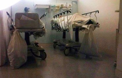 """El PSOE critica que """"la falta de camas en el hospital San Pedro provoca un nuevo caos en las urgencias del hospital"""""""