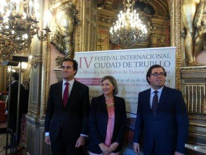 El IV Festival Internacional Ciudad de Trujillo impulsará la imagen de Extremadura como referente cultural