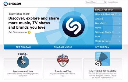Facebook añade la función de Shazam en su 'app' para acelerar las actualizaciones de estado
