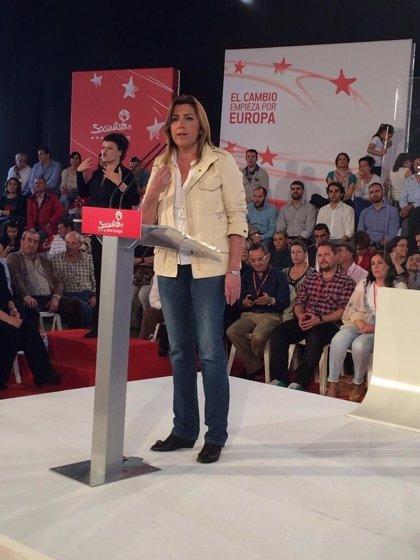 """Díaz: El """"machismo es intrínseco"""" a las filas del PP"""