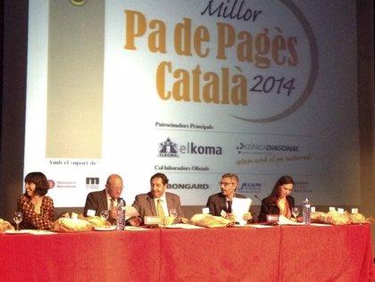 El panadero Ernesto Righetti gana el premio al mejor pan payés catalán