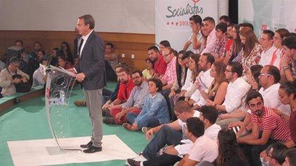 """Zapatero: El PP debería implantar """"un manual de rectificaciones"""" tras las declaraciones de Cañete y Zoido"""