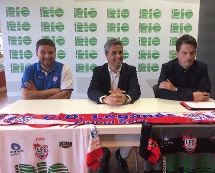 Javier Limones, nuevo entrenador del Leganés Fútbol Sala