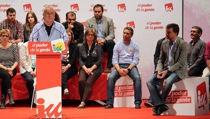 """Lara anima a """"no tirar la toalla"""" y pide que quienes quieran votar en 2015 para """"echar"""" a Rajoy """"vayan entrenando"""""""