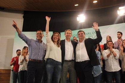 """Zapatero cree que habrá recuperación si Europa responde con """"solidaridad"""" y empuja al BCE a que """"se mueva"""""""
