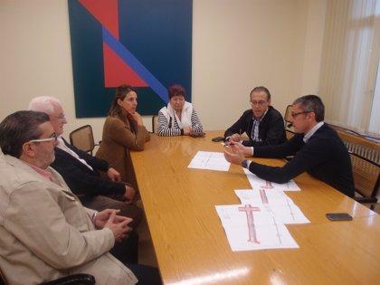 El proyecto para remodelar Beratúa estará para finales de junio y contará con aportaciones de los vecinos